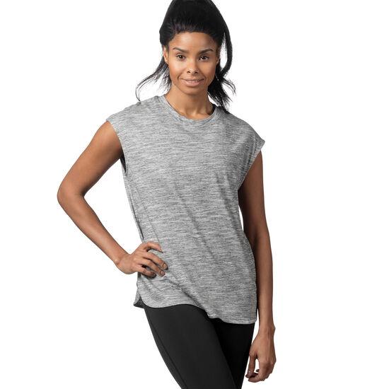 Reebok - Short Sleeve Tee Medium Grey Heather CF8604