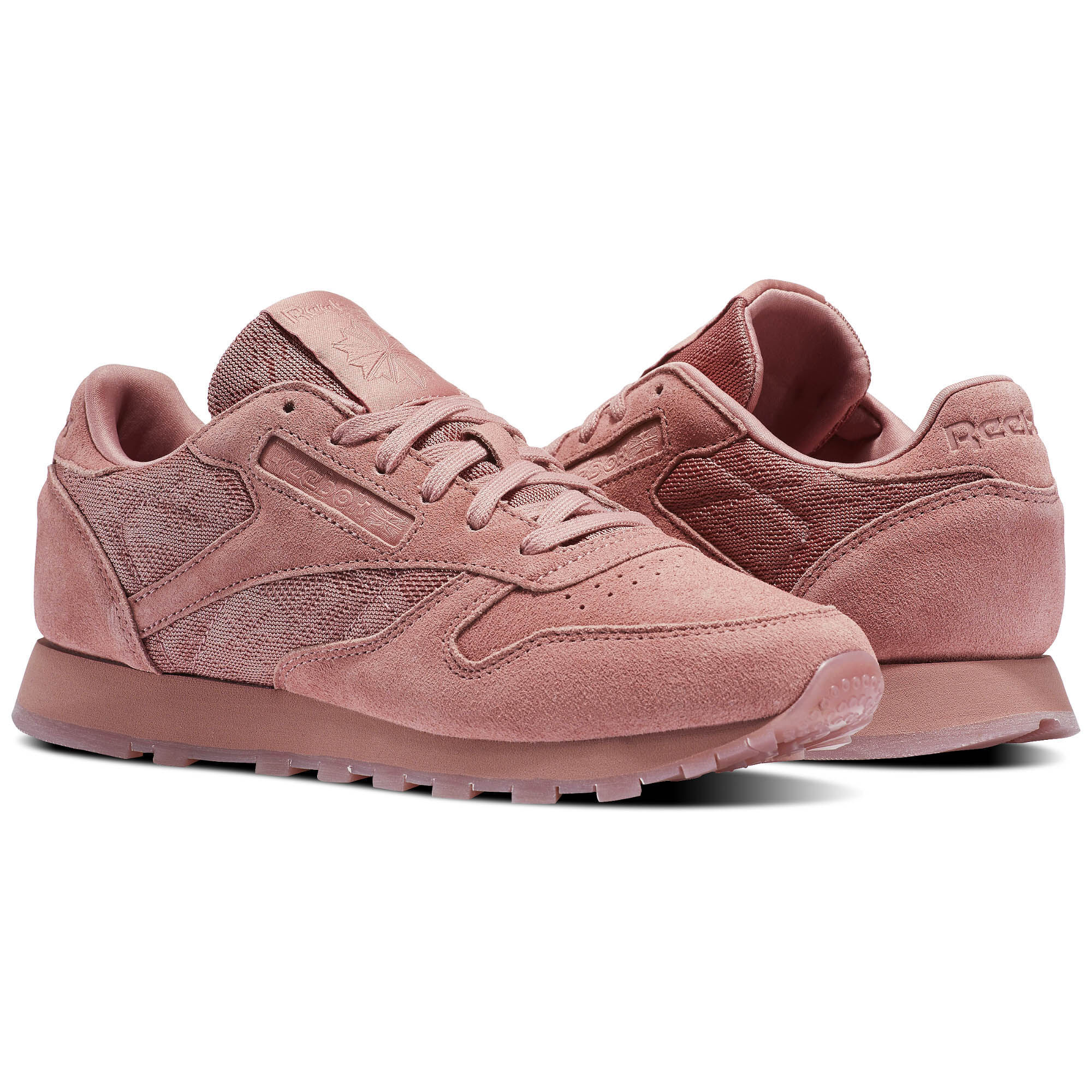 01b38355232a3 ... italy suede options reebok classic leather lace sandy rose white bs6523  181a3 6a719
