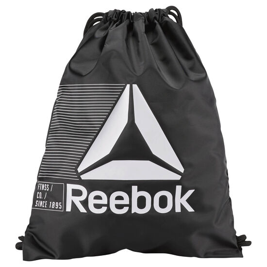 Reebok - Reebok Drawstring Bag Black CE0944