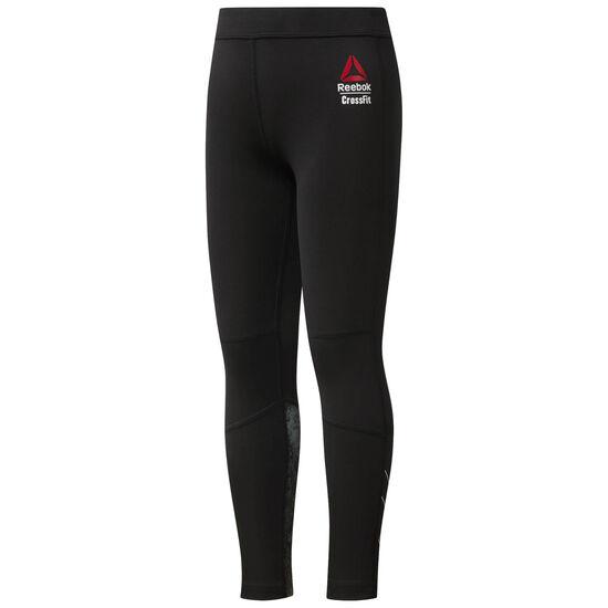 Reebok - Reebok CrossFit Legging Black CF2705