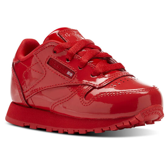 Reebok - Classic Leather Patent Primal Red CN1458