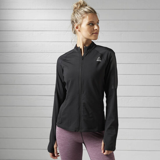 Reebok - Speedwick Track Jacket Black BK3170