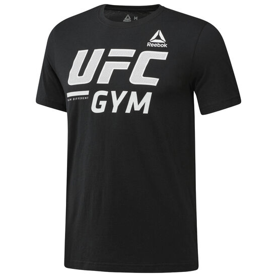 Reebok - UFC Graphic Gym T-Shirt Black CV8538