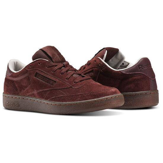 Reebok - Club C 85 G Burnt Sienna/Sand Stone/Chalk-Gum BS5093