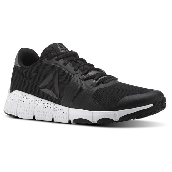 Reebok - TrainFlex2.0 Black/Alloy/White BS9906