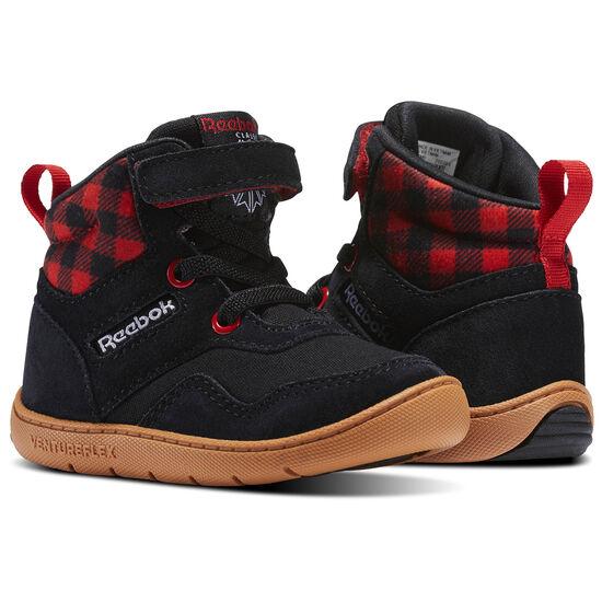 Reebok - Ventureflex Trainer Boot Black/Primal Red/White BS6318