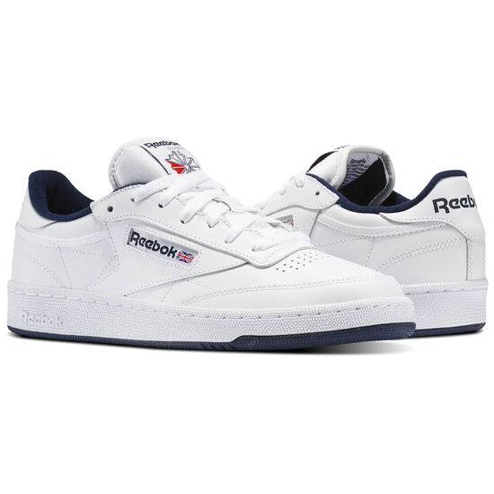 Reebok - Club C 85 Intense White/Navy AR0457