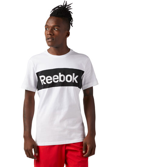 Reebok - Graphic T-Shirt White CE4761