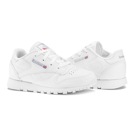 Reebok - Classic Leather - Infant White 50192