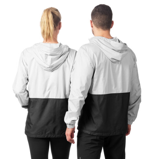 Reebok - LES MILLS ACTIVCHILL JACKET Black/Skull Grey CD6181