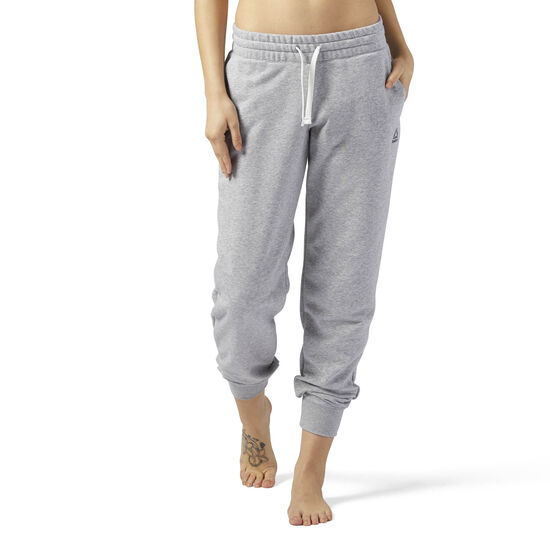 Reebok - Training Essentials French Terry Sweatpant Medium Grey Heather BS4089
