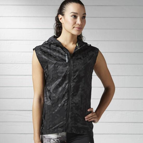 Reebok - Running Woven Vest Black BS4498