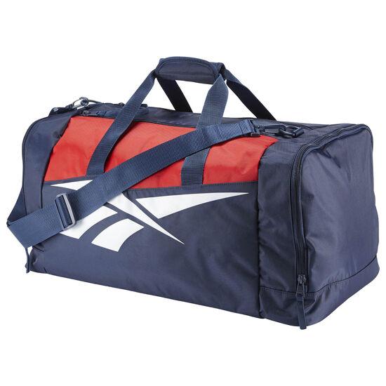 Reebok - Lost & Found Grip Duffle Bag Collegiate Navy BJ9104