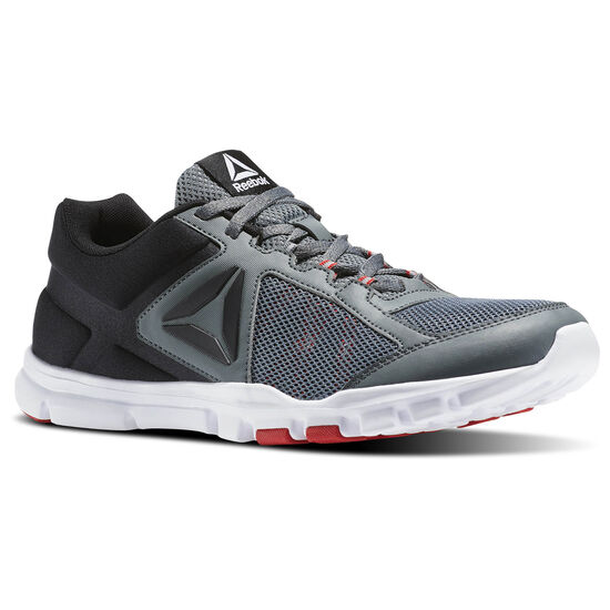Reebok - Yourflex Train 9.0 MT Alloy/Primal Red/Black/White BS8026