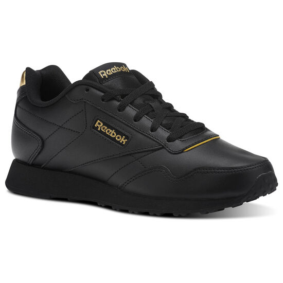 Reebok - Reebok Royal Glide LX Black/Gold Metallic CN0457