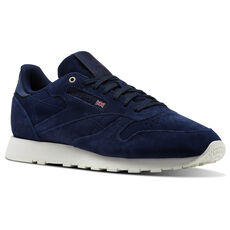 66943793c76 Reebok - Classic Leather Montana Cans collaboration Blue Note Chalk CM9609