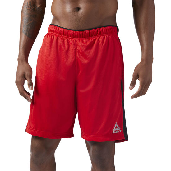 Reebok - Knitted Shorts Primal Red CE3900