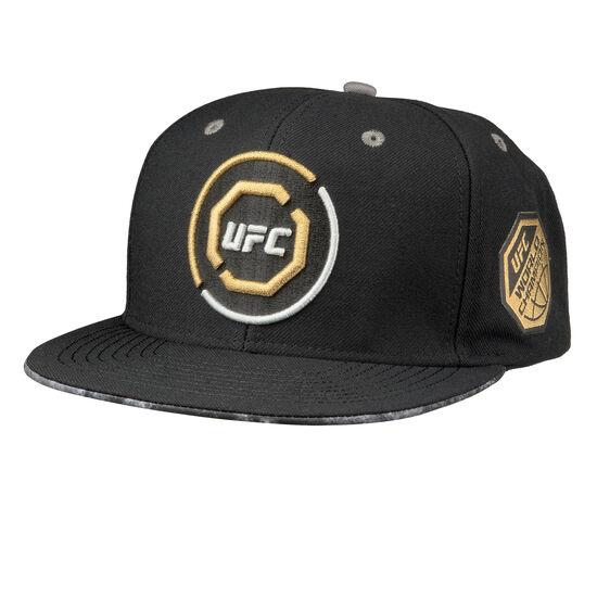 Reebok - UFC Ultimate Fan Flat Brim Snapback Cap Black BW5681