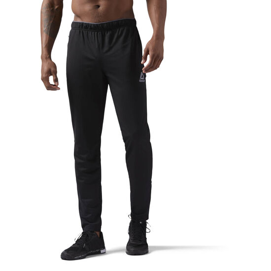 Reebok - Workout Ready Trackster Pant Black/Black CW5031