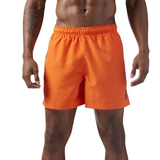 Reebok - Swim Boxers Orange/Bright Lava CE0619