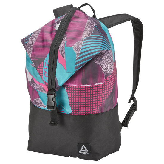 Reebok - Girls Squad Backpack Multicolor/Black CE3452