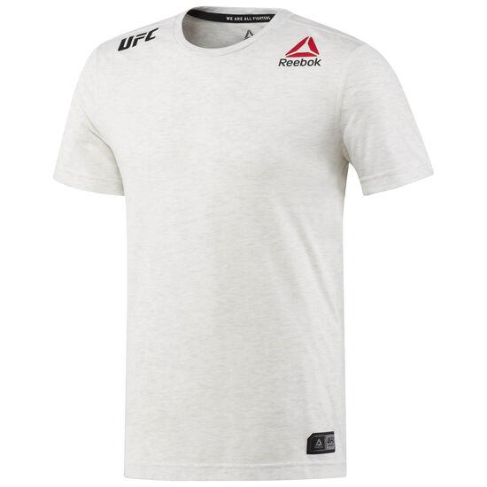 Reebok - UFC Fight Night Blank Walkout Jersey Chalk DM5165