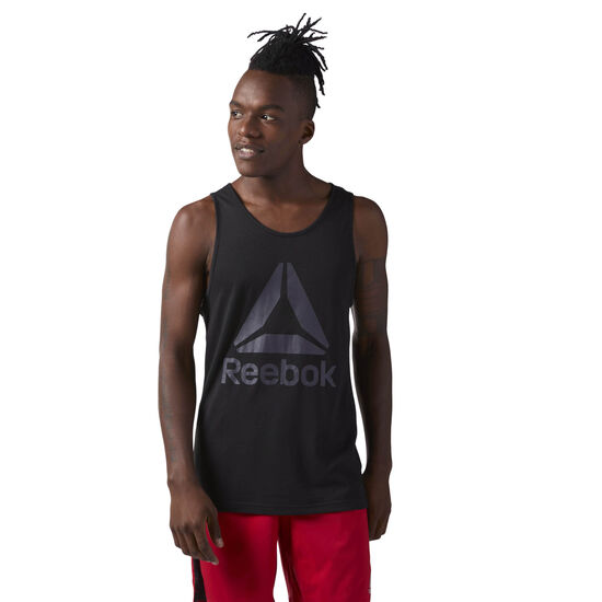 Reebok - Workout Ready Supremium 2.0 Tank Black CE3837