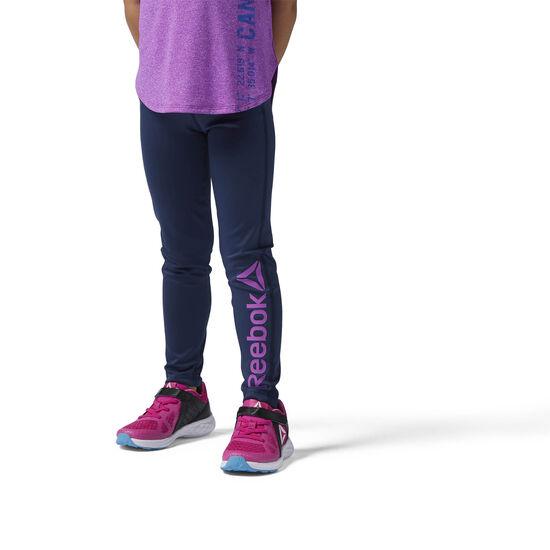 Reebok - Sport Essentials Big Logo Legging Collegiate Navy/Vicious Violet BQ9718