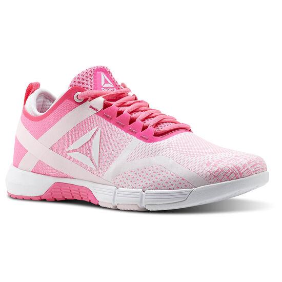 Reebok - Reebok CrossFit Grace BCA Pack Poison Pink/White/Porcelain Pink CM9884