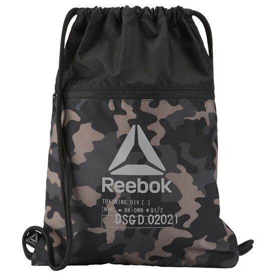Reebok - ENH Drawstring Gymsack Black CE2745