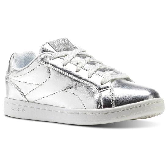 Reebok - Reebok Royal Complete CLN Silver Metallic/White CN1291