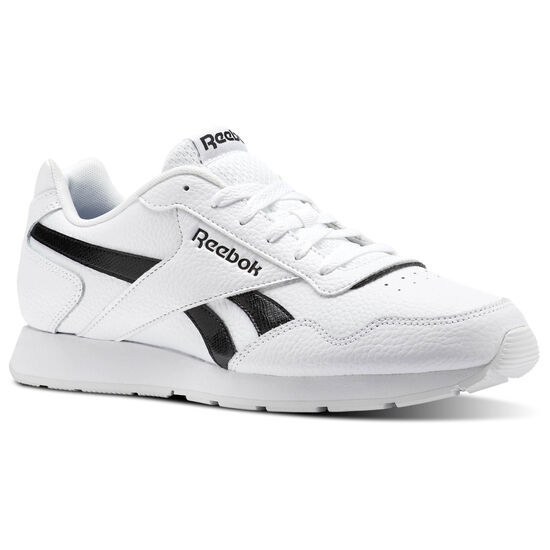 Reebok - Reebok Royal Glide White/White/Black CM9717