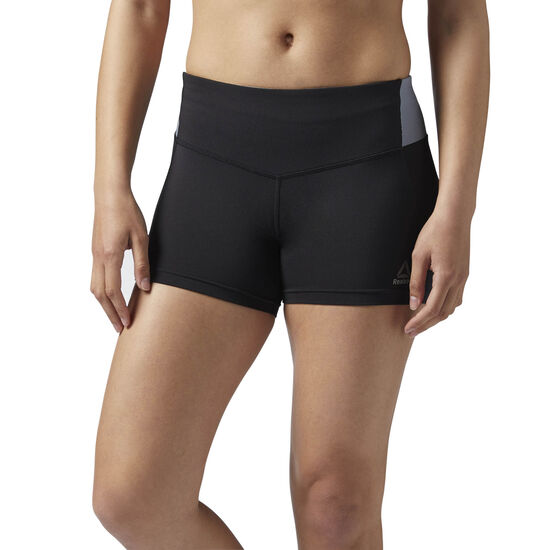 Reebok - Running Essentials Bootie Shorts Black BR8759