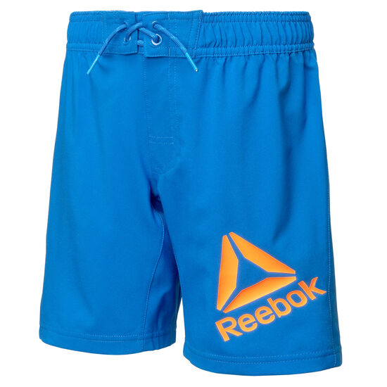 Reebok - Boys Essentials Beachwear Boardshort Awesome Blue BK3426