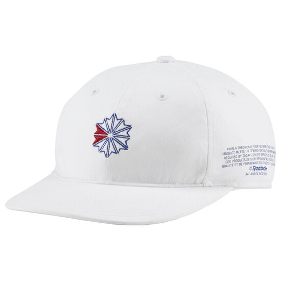 Reebok - Classic Low Profile Hat White CW5014