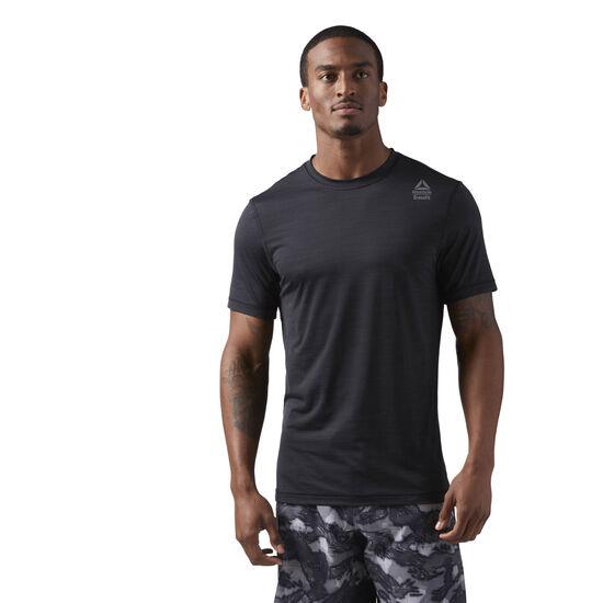 Reebok - Reebok Crossfit Activchill VENT T-Shirt Black CD4482