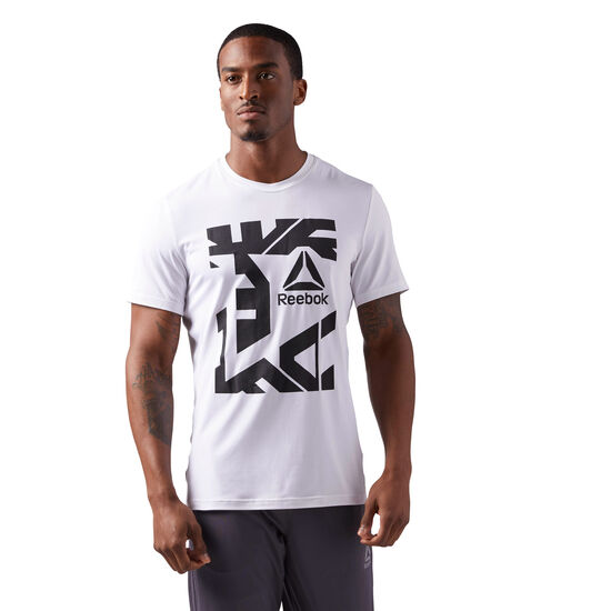 Reebok - Workout Ready Tech T-Shirt White CE0644