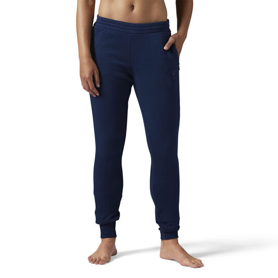 Reebok - Reebok Classics Franchise Fleece Pants Collegiate Navy BS3316