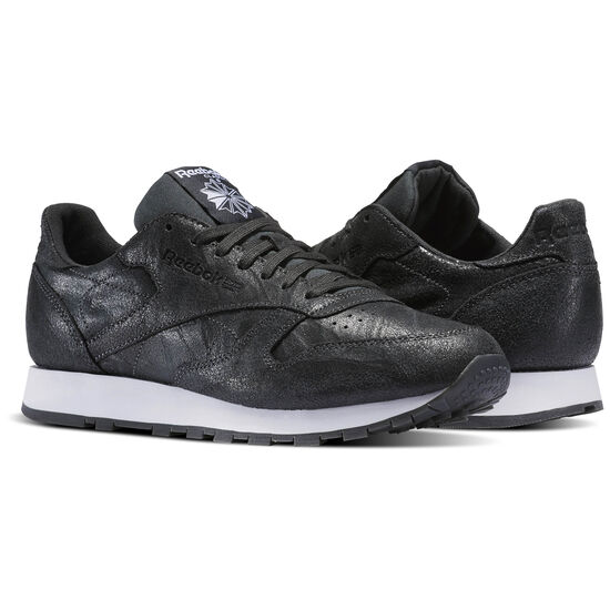 Reebok - Classic Leather CTE Black/Gravel/White BS5257