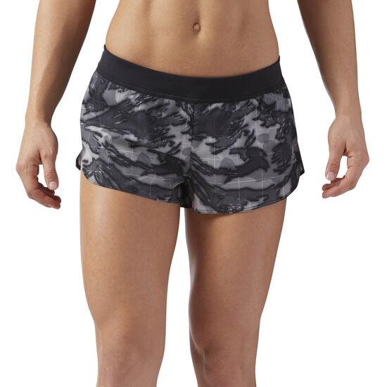 Reebok - Reebok CrossFit Shorts Grey/Black CD6467