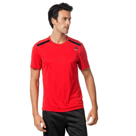 Reebok - Workout Ready Tech Tee Primal Red BK6280