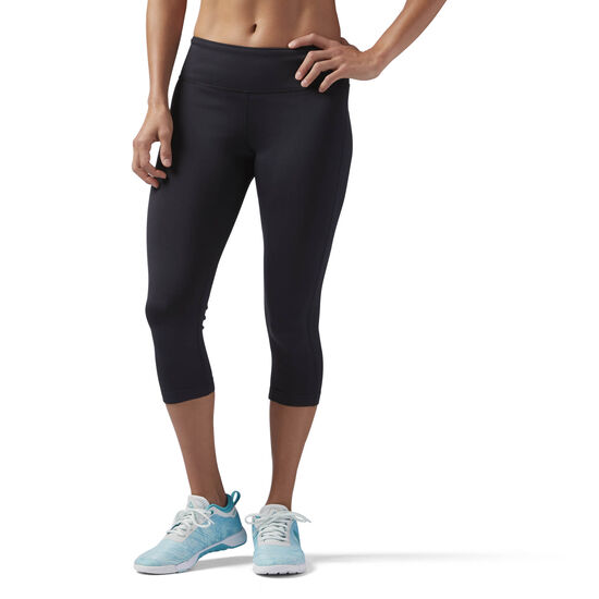 Reebok - Workout Ready Capri Black/Black CE1221