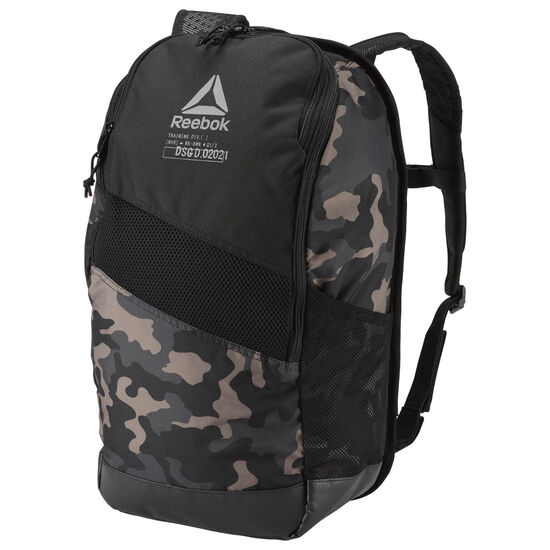 Reebok - 24L Graphic Backpack Black CV4160