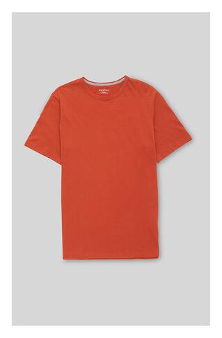 Everyday Regular Fit T-Shirt, in Orange on Whistles