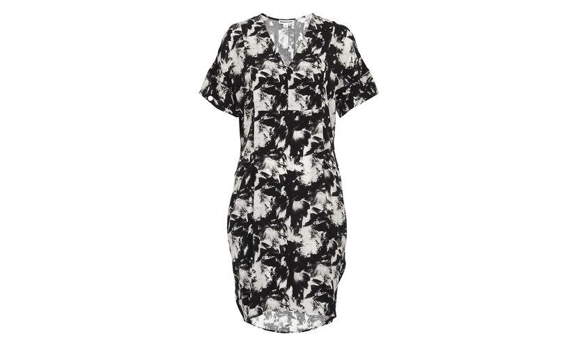 Suki Floral Print Hannah Dress, in Black/Multi on Whistles