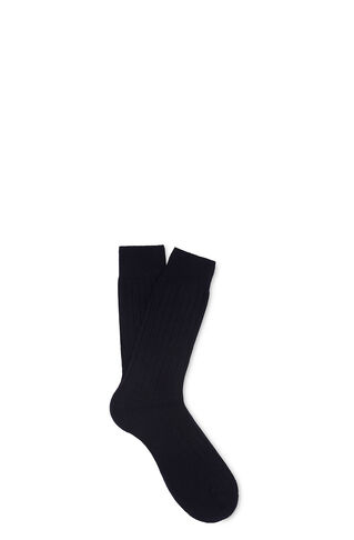 Cashmere Socks, in Navy on Whistles