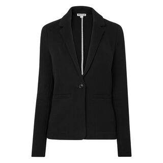 Molly Jersey Jacket, in Black on Whistles