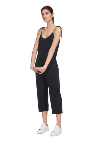 Easy Lounge Jumpsuit, in Navy on Whistles