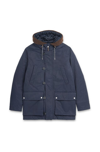 Winter Parka, in Navy on Whistles