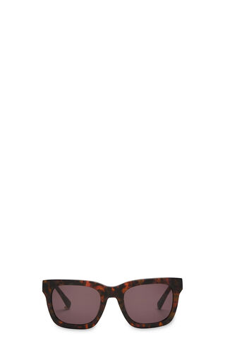 Square Frame Sunglasses, in Brown on Whistles